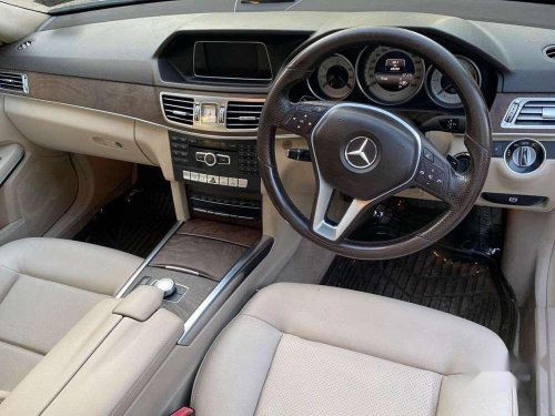 Used 2013 Mercedes Benz E Class AT for sale in Chandigarh