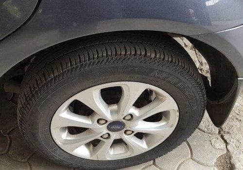 Ford Fiesta Petrol Titanium 2013 MT for sale in Pune