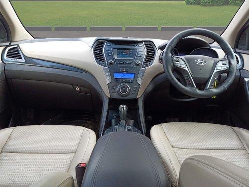 Used Hyundai Santa Fe 2WD AT 2014