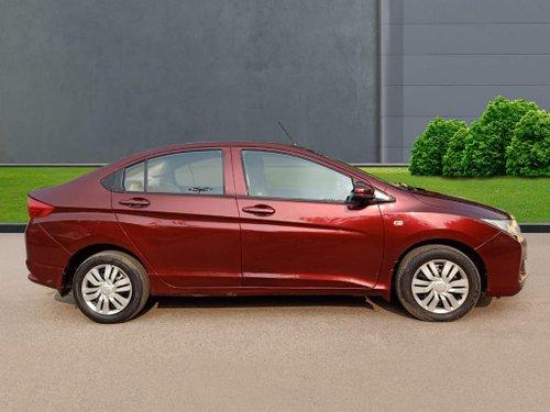 Used Honda City 1.5 S MT 2014