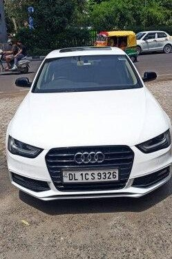 2014 Audi A4 35 TDI Premium AT in New Delhi
