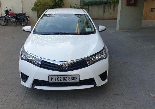 2015 Toyota Corolla Altis 1.8 J MT for sale in Mumbai