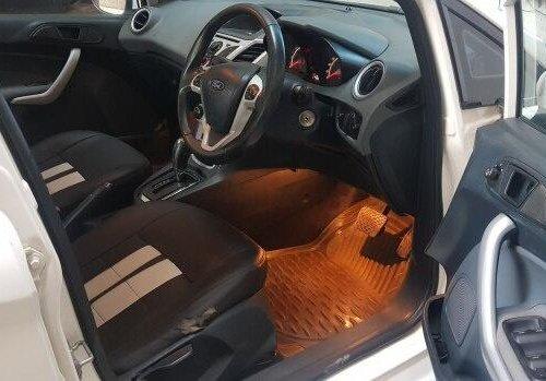 2012 Ford Fiesta AT Titanium Plus in Pune