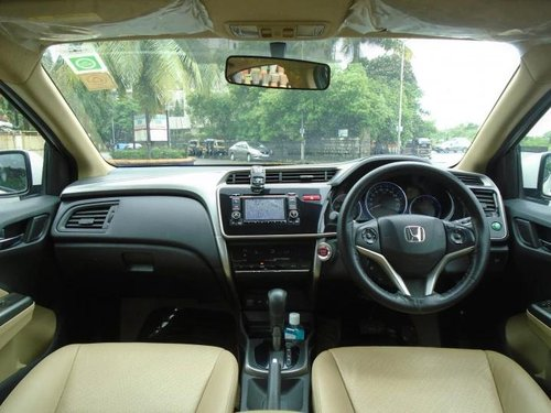 Used Honda City i-VTEC CVT VX 2016 AT for sale in Mumbai