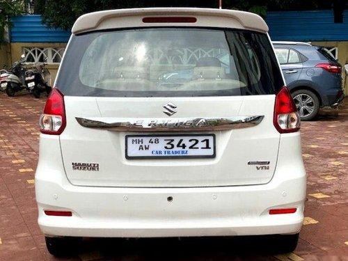 Used Maruti Suzuki Ertiga SHVS VDI 2017 MT for sale in Mumbai