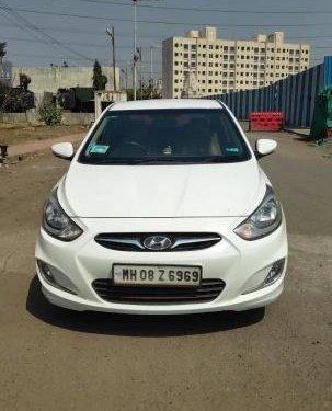 Used 2012 Hyundai Verna 1.6 SX MT for sale in Mumbai
