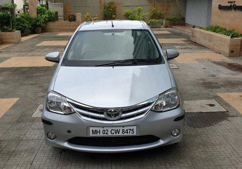Toyota Platinum Etios 1.5 V 2013 MT for sale in Mumbai