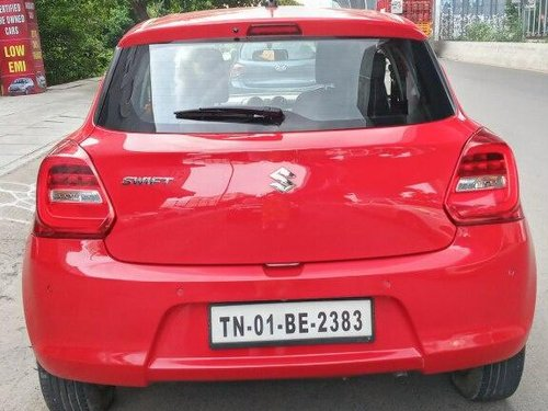 2018 Maruti Suzuki Swift ZXI Plus MT for sale in Chennai