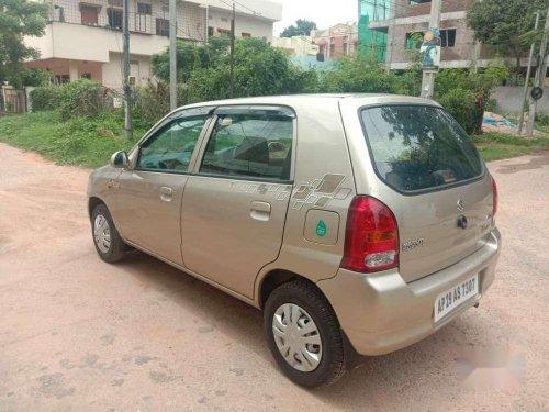 Maruti Suzuki Alto LX BS-IV, 2011, Petrol MT for sale in Hyderabad