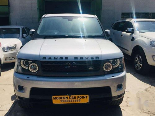2010 Land Rover Range Rover Sport SE MT for sale in Chandigarh