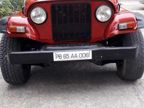 Mahindra Thar CRDe 2015 MT for sale in Chandigarh
