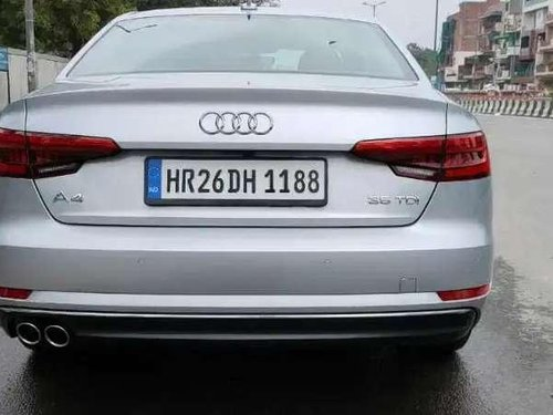 Audi A4 3.0 TDI quattro Technology Pack, 2017, Diesel AT in Gurgaon