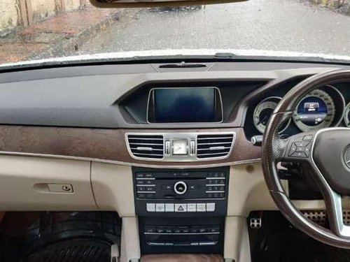 2016 Mercedes Benz E Class AT for sale in Mumbai