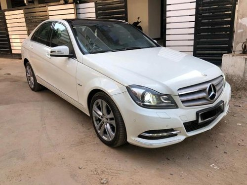 2012 Mercedes Benz C-Class C 220 CDI Avantgarde AT for sale in Chennai