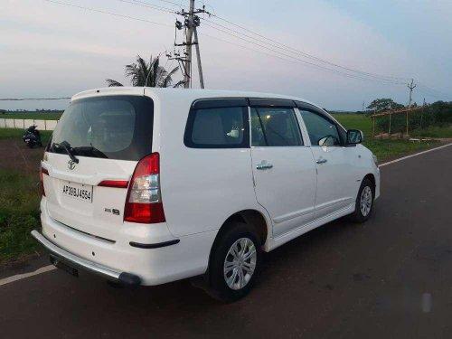 Used 2014 Toyota Innova 2.5 GX 7 STR MT for sale in Vijayawada
