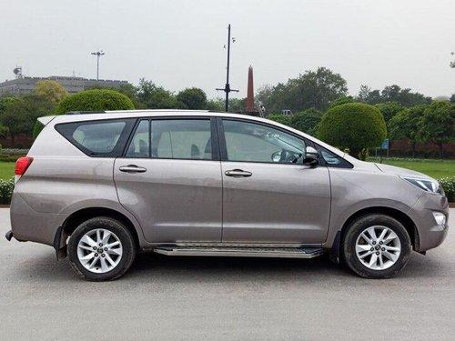Used 2018 Toyota Innova Crysta 2.4 G MT in New Delhi