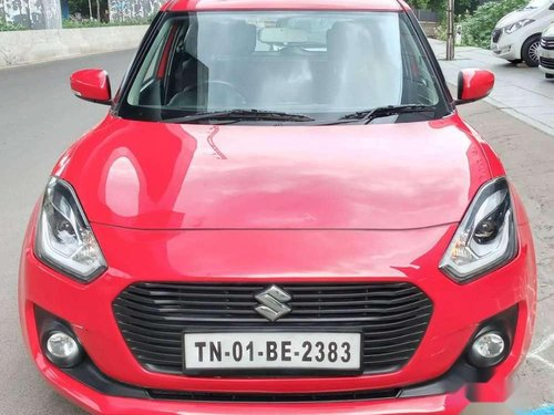 Maruti Suzuki Swift LXI 2018 MT for sale in Chennai