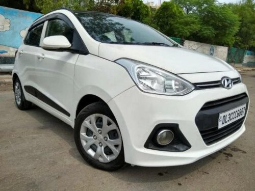 Used 2015 Hyundai i10 Sportz MT for sale in New Delhi-12