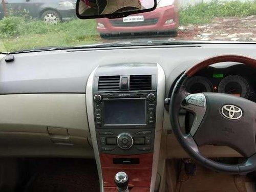 2010 Toyota Corolla Altis G MT for sale in Pune