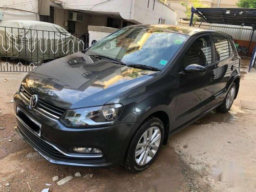 Volkswagen Polo GT TSI, 2016, Petrol AT for sale in Chennai