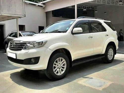 2012 Toyota Fortuner 2.8 2WD AT in New Delhi