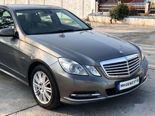 2010 Mercedes Benz E Class AT for sale in Mumbai