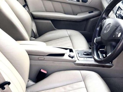 2010 Mercedes Benz E Class AT for sale in Mumbai-1