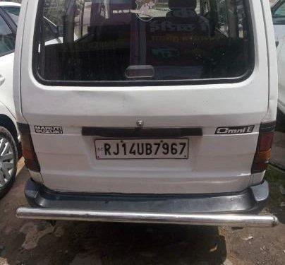 Used 2011 Maruti Suzuki Omni MT for sale in Jaipur