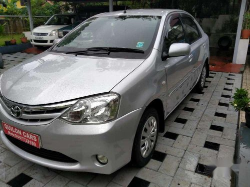 Used 2012 Toyota Etios GD SP MT for sale in Kollam