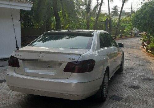 2011 Mercedes-Benz E-Class E250 CDI Classic AT in Chennai