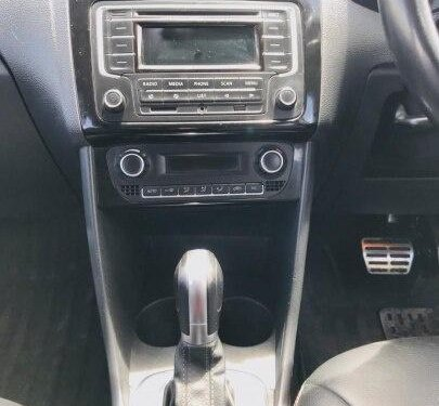 Volkswagen Polo GT TSI 2015 AT for sale in Surat