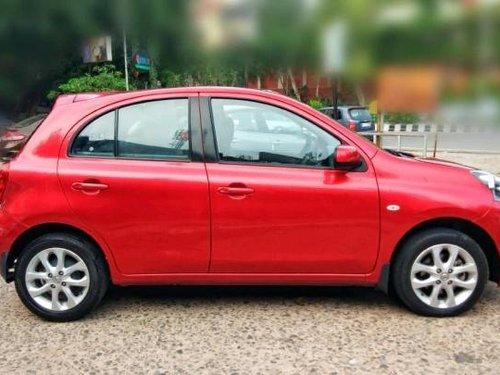 Used 2017 Nissan Micra XV CVT AT for sale in New Delhi