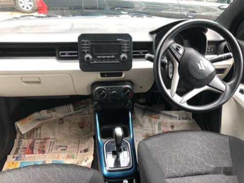 Used 2017 Maruti Suzuki Ignis AT for sale in Kolkata