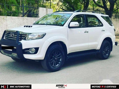 2015 Toyota Fortuner 4x2 Manual MT for sale in Bhopal