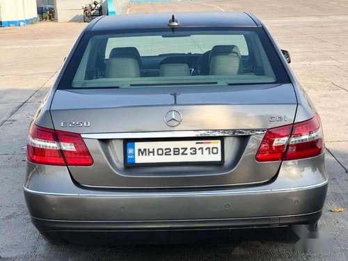 2010 Mercedes Benz E Class AT for sale in Mumbai-7