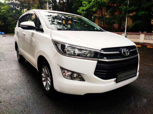 Used 2017 Toyota Innova Crysta MT for sale in Mumbai