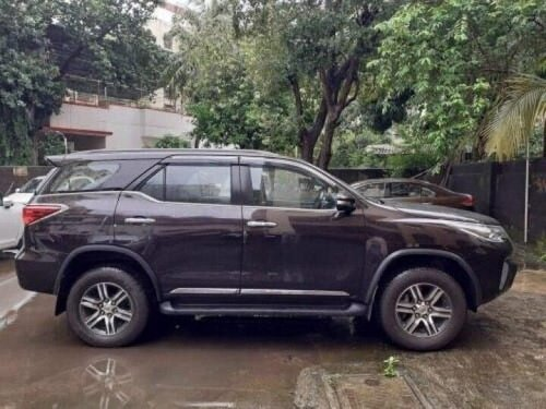 Used 2017 Toyota Fortuner 2.8 2WD AT in Mumbai