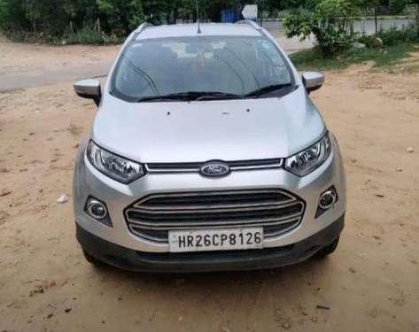 Ford Ecosport, 2015, Diesel MT for sale in Gurgaon