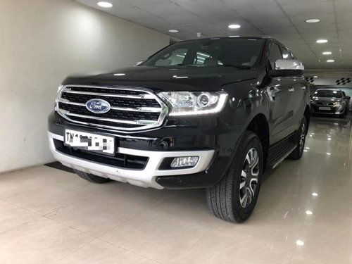 2019 Ford Endeavour AT for sale in Chennai