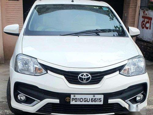 Toyota Etios Liva G, 2018, Petrol MT in Ludhiana