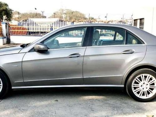 2010 Mercedes Benz E Class AT for sale in Mumbai-6