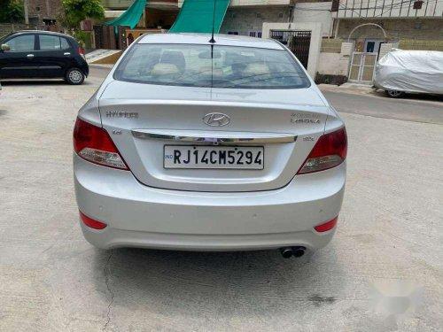 Hyundai Fluidic Verna 2011 MT for sale in Sri Ganganagar