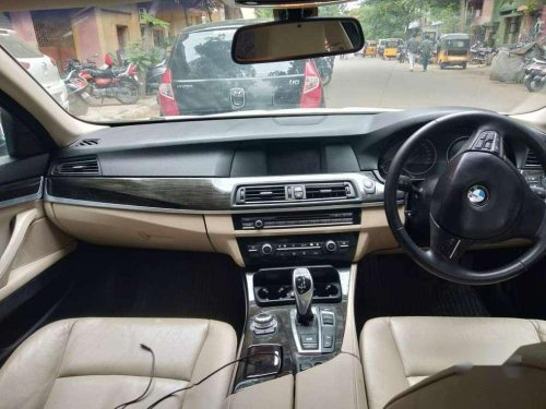 Used 2013 BMW 5 Series AT for sale in Chennai