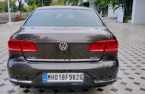 Used Volkswagen Passat Highline DSG S 2013 AT for sale in Nashik