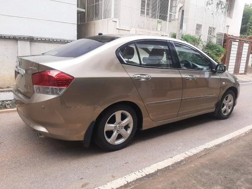 Used Honda City 2009 AT for sale in Bangalore