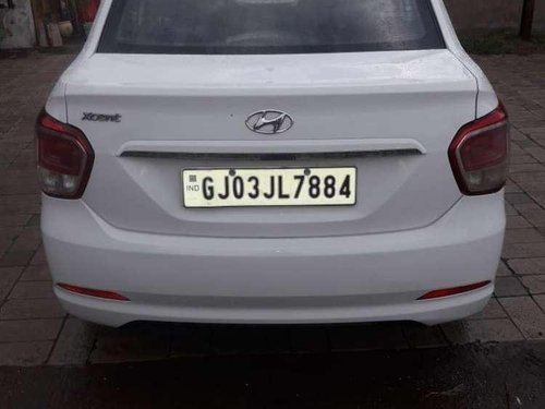 Hyundai Xcent SX 1.2, 2017, MT for sale in Rajkot