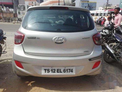 Used 2016 Hyundai Grand i10 Magna MT in Hyderabad