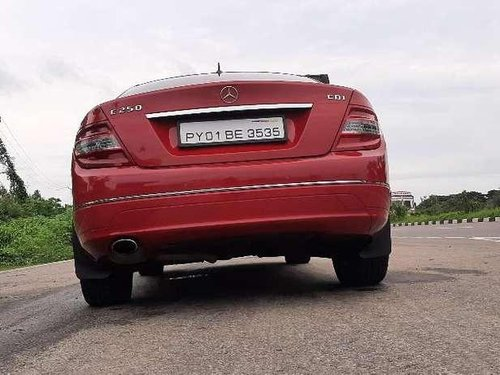 Used 2011 Mercedes Benz C-Class AT for sale in Palakkad -5