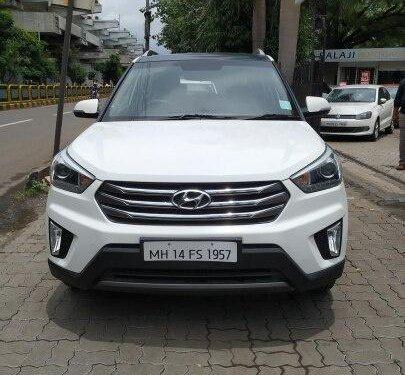 Used Hyundai Creta 2016 MT for sale in Pune