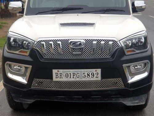 Used Mahindra Scorpio S4, 2016 MT for sale in Patna